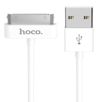 Кабель Lightning Hoco X23 Skilled charging data cable for iPhone 30 PIN