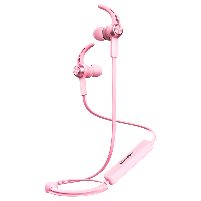 Наушники Licolor Magnet Bluetooth Earphone Sakura Pink NGS15-02