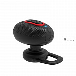 Наушники hoco E28 Cool road bluetooth headset black