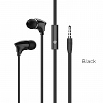 Наушники Borofone BM26 Rhythm universal earphones with mic black