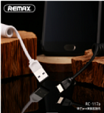 Кабель MicroUSB Remax REMAX Radiance Pro Data Cable For Micro RC-117m