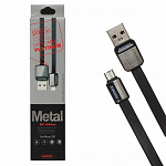 Кабель REMAX Platinum Cable for Micro                              RC-044m black