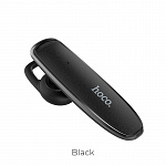 Наушники hoco E29 Splendour bluetooth headset black