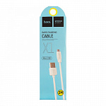 Кабель hoco X1 Rapid charging cable Micro 2M white