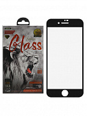 Защитное стекло REMAX Emperor series 9D glass for  For iPhone 7/8                                             GL-32  black