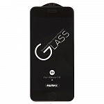 Защитное стекло REMAX Medicine Glass for iPhone7/8 Plus                     GL-27 black